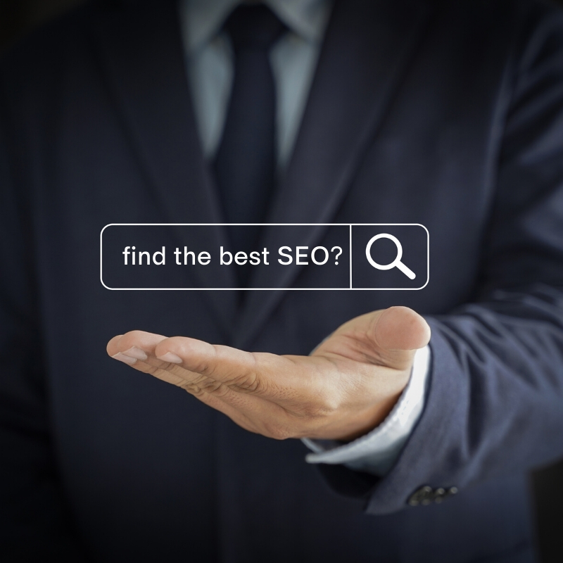 find the best SEO
